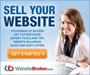 Sell Your Website - WebsiteBroker.com
