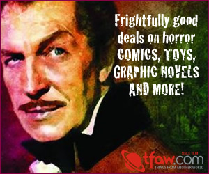 Horror Comics at TFAW.com