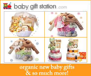 Organic Baby Gifts @ babygiftstation.com