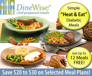 Easy Diabetic Meals and Diabetic Meal Plans