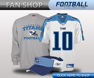Tennessee Titans Apparel