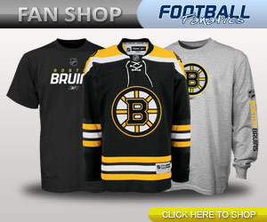 Boston Bruins Apparel