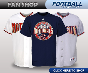 Washington Nationals Apparel