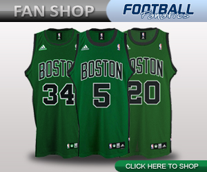 Boston Celtics Apparel