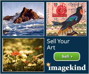 Sell your art on Imagekind