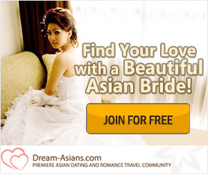 Find Your Love with Beautiful Asian Bride!