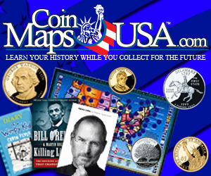 Coin Maps USA