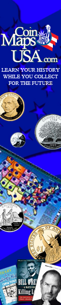 CoinMapsUSA.com Main Page