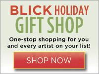 Blick Art Materials Gift Shop