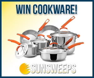 Win a 10-Piece Rachael Ray Coo...