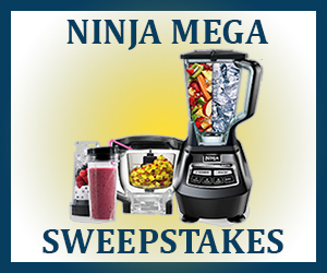Win a Ninja Mega Blender