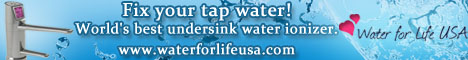 water for life usa coupon