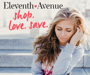 Promo Code for Eleventh Avenue & BIG SPRING SALE!