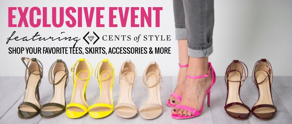 Cents of Style Event