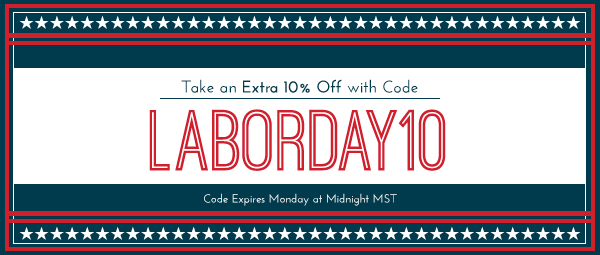 Eleventh Avenue Labor Day Sale