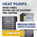 Heat Pumps - Wholesale Prices Shipped to Your Door