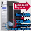 Carrier/Bryant Elec Air Cleaners $195 or $129 with purchase of any complete system