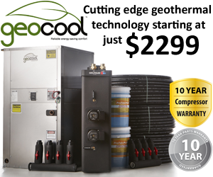 GeoCool starting at $2299