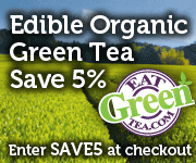 Eat Green Tea.com: Edible Green Tea Leaves - Great Health, Great Weight Loss, Great Piece of Mind, Great Tea