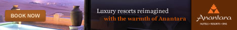 Anantara Luxury Resorts