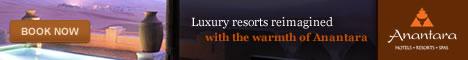 Anantara Luxury Resorts