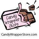 Candy Wrapper Store.com coupons