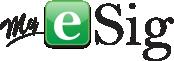 eSig Online - Interactive Email Signatures