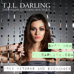 T.I.L. Darling The Online Clothing Boutique Free Returns and Exchanges