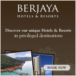 Berjaya Hotels & Resorts in Malaysia, Philippines, Seychelles, Sri Lanka & UK