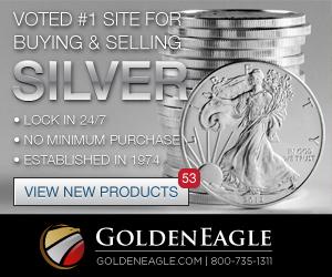 Buy Silver - Golden Eagle Coins