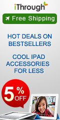 Hot Deals On Best Sellers,Save More With Coupon:ITIPAD20,Expires Aug.20th.Free Shipping@iThrough.com