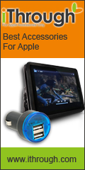 iThrough.com, best Accessories for Apple plus FREE shipping