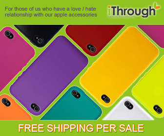iThrough.com, for those of us who have a love / hate relationship with our Apple Accessories