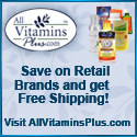 Buy at All Vitamins Plus and Always get Free Shipping
