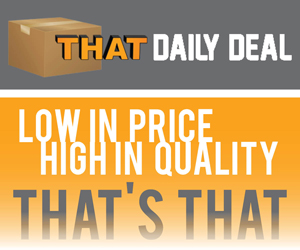 That Daily Deal! Low in Price, High in Quality