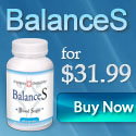 BalanceS helps your body balance blood sugar levels, reducing cravings and mood swings.