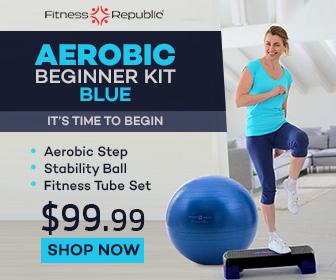 Aerobic Beginner Kit - Blue