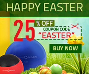 Easter Deal! 25% off Storewide
