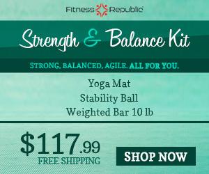Strength & Balance Kit Red