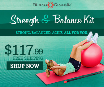 Strength & Balance Kit Red