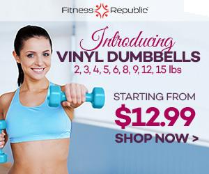 Vinyl Dumbbells