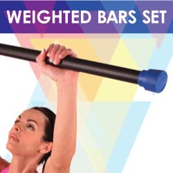 Weighted Bar Set