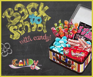 Get your Candy for Back to School