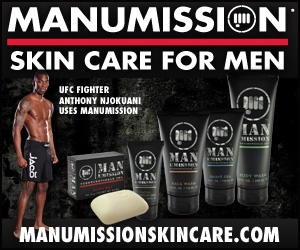 Manumission Skin Care For Men Who Get It Done