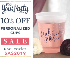 10% OFF Personalized Cups