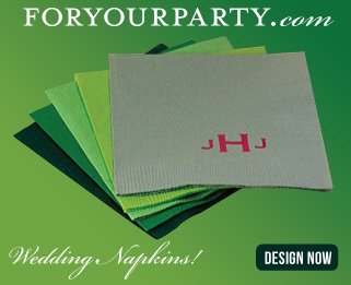Personalized Wedding Products