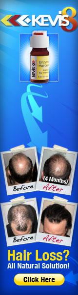 Hair Loss? All Natural Solution!