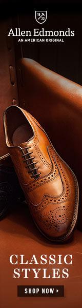 Allen Edmonds Classic Styles Shoes