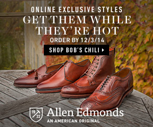 Allen Edmonds Special Edition Color