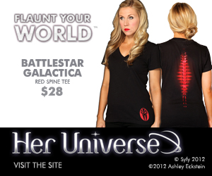 Her Universe - Flaunt Your World - www.heruniverseshop.com